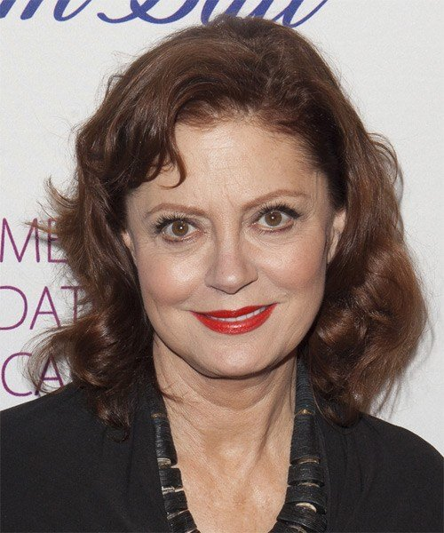 The Best Susan Sarandon Hairstyles In 2018 Pictures
