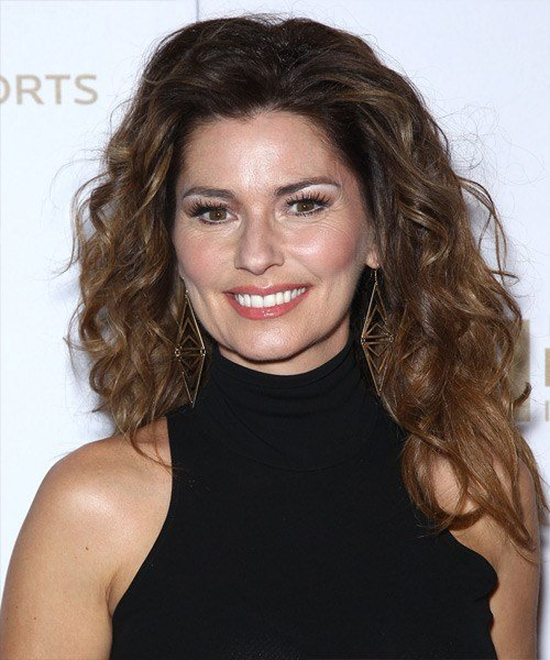 The Best Shania Twain Hairstyles In 2018 Pictures