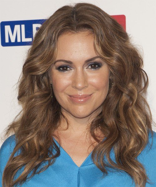 The Best Alyssa Milano Hairstyles In 2018 Pictures