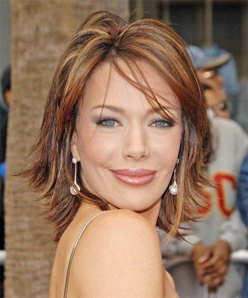 The Best Hunter Tylo Hairstyles In 2018 Pictures