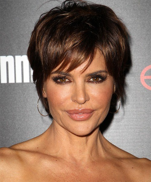 The Best Lisa Rinna Hairstyles In 2018 Pictures