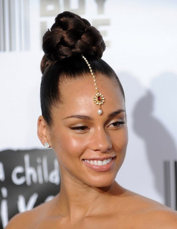 The Best Wedding Hairstyles For Black Women That Will Turn Heads Pictures