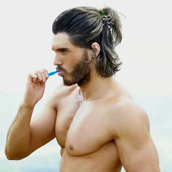 The Best 20 Awesome Long Hairstyles For Men Pictures
