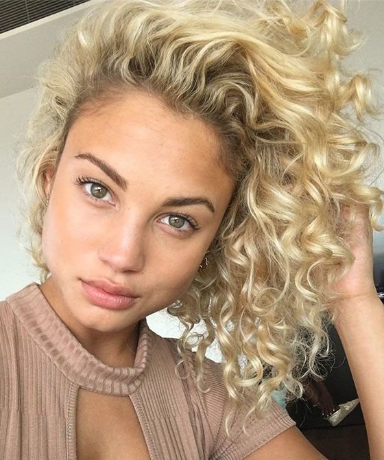 The Best 35 Perm Hairstyles Stunning Perm Looks For Modern Texture Pictures