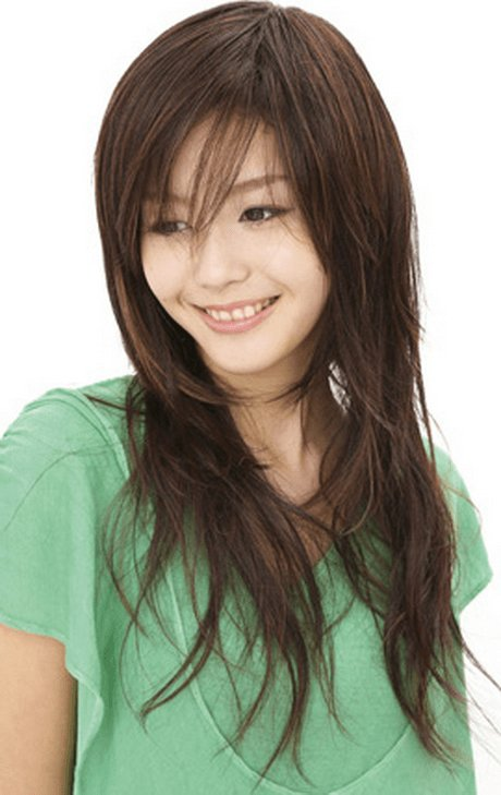 The Best Japanese Layered Haircuts Pictures