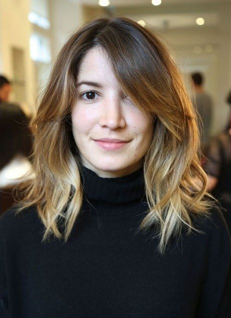 The Best Just Below Shoulder Length Hair Pictures