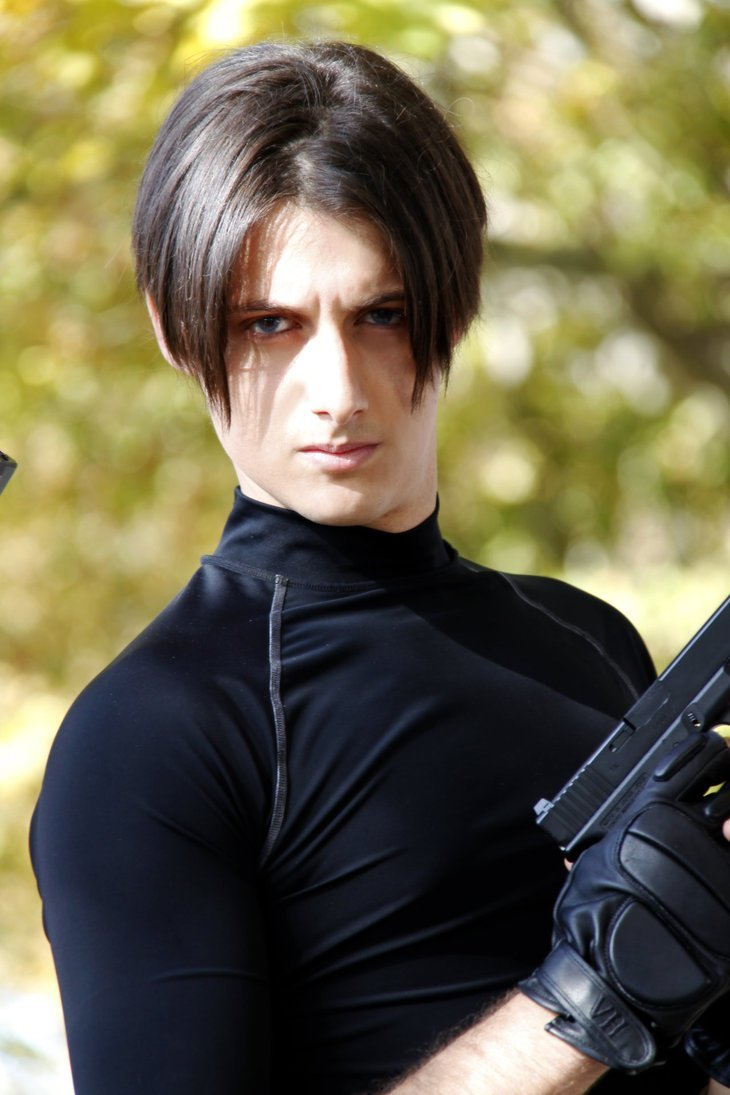 The Best Leon S Kennedy Portrait By Princessrin0A On Deviantart Pictures