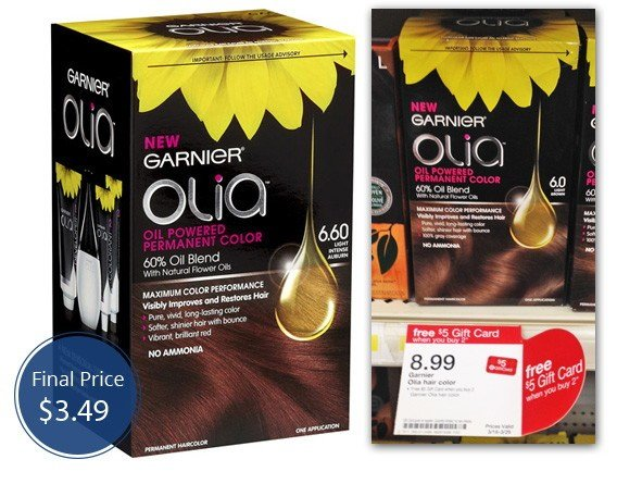 The Best Garnier Olia Hair Color Only 3 49 At Target « The Krazy Pictures