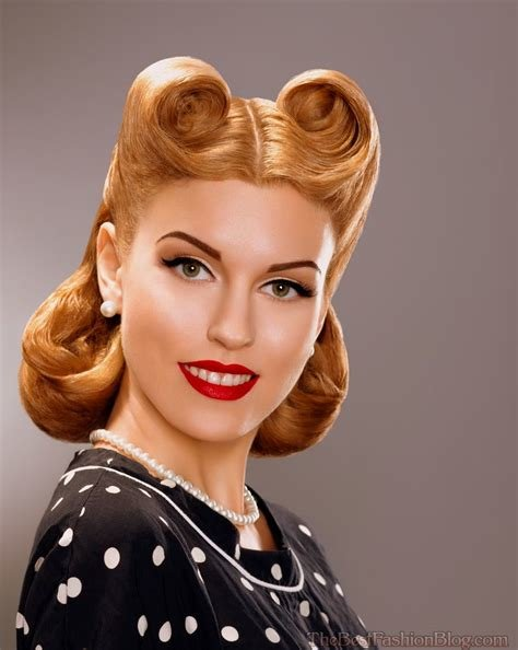 The Best 1950 S 1960 S Hair Styles For Women 2019 Pictures