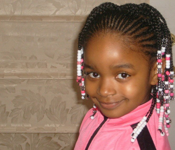 The Best Black Girl Hairstyle For Kids Pictures