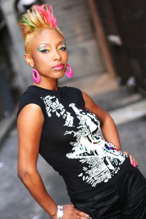 The Best Funky Short Black Women Haircut Thirstyroots Com Black Hairstyles Pictures