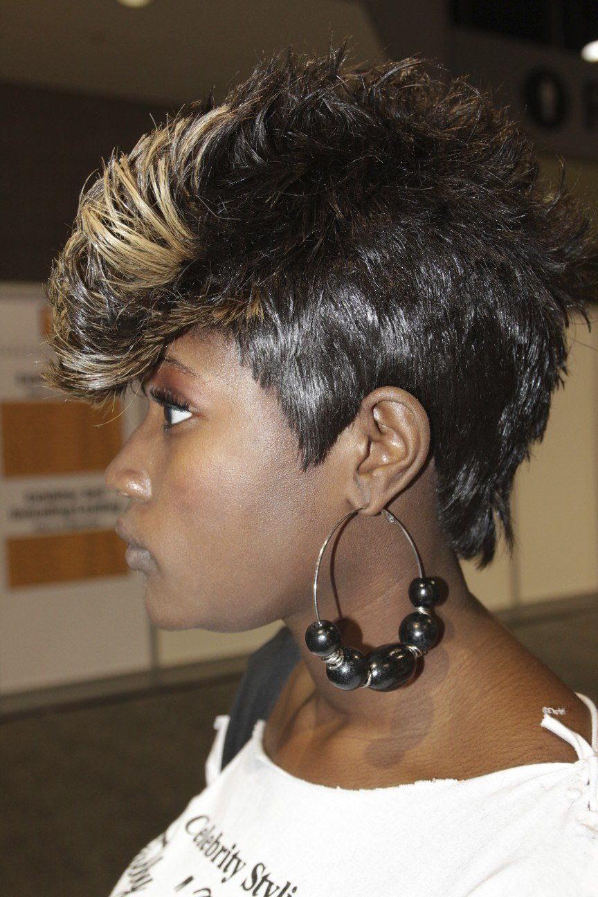 The Best Black Quick Weave Hairstyles Thirstyroots Com Black Pictures