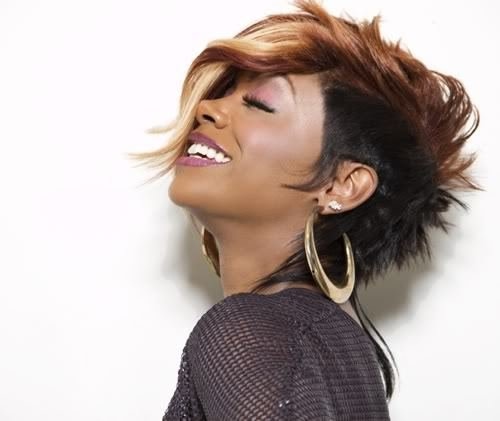 The Best Kandi Burruss Hairstyles Pictures