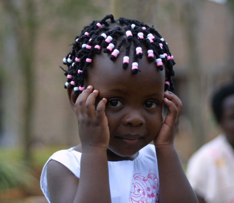 The Best African American Children Hairstyles – Braids Or Weaves Pictures