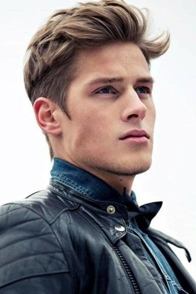 The Best Long On Top Short On Sides Men S Haircut Pictures