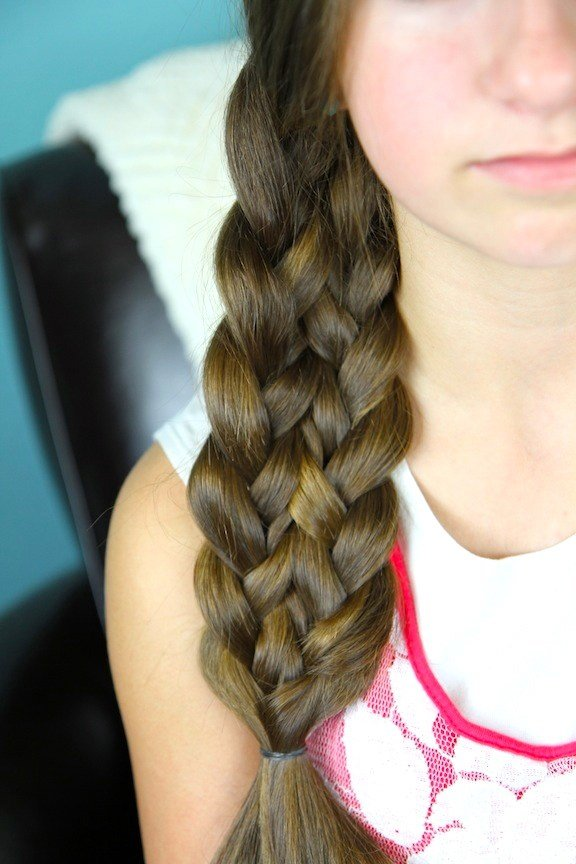 The Best Lace Up Braid Easy Braid Hairstyles Cute Girls Hairstyles Pictures