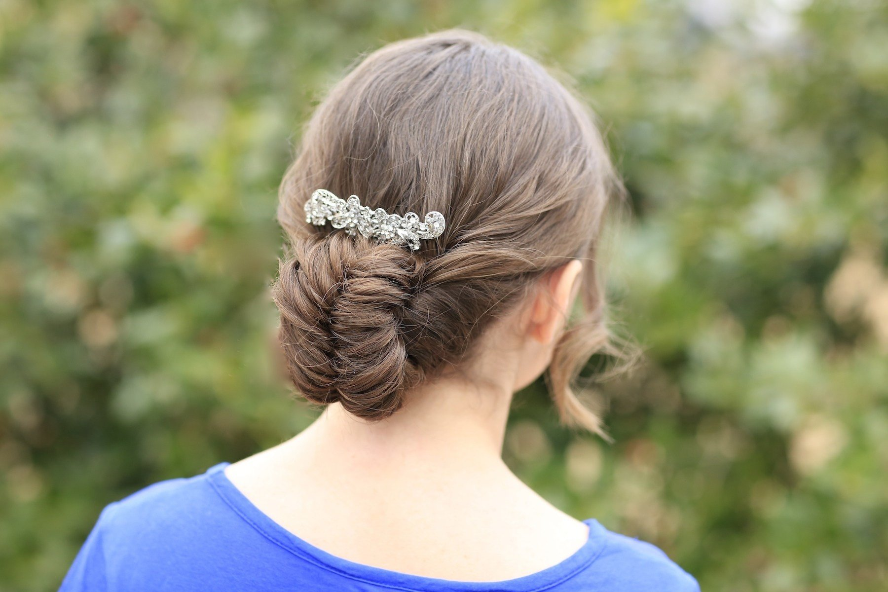 The Best Flipped Fishtail Braid Updo Prom Hairstyles Cute Girls Pictures