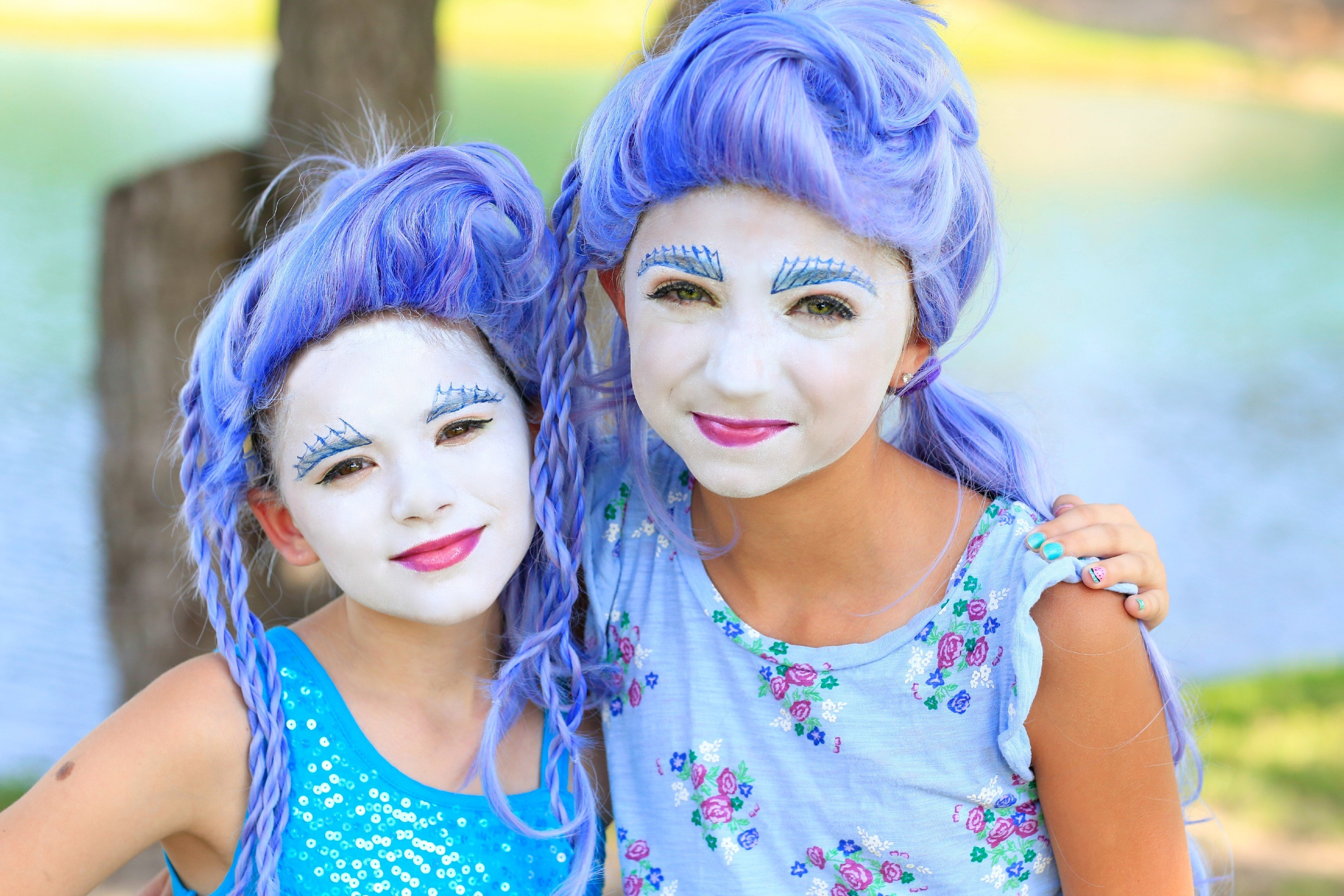 The Best Monster High S Sirena Von Boo Halloween Hairstyles Cute Girls Hairstyles Pictures