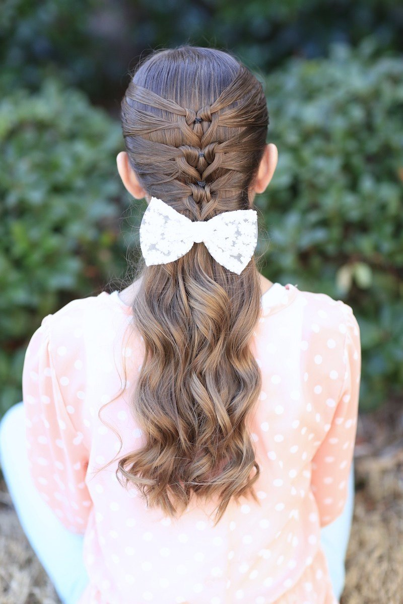 The Best Mermaid Heart Braid Cute Valentine S Day Hairstyles Pictures