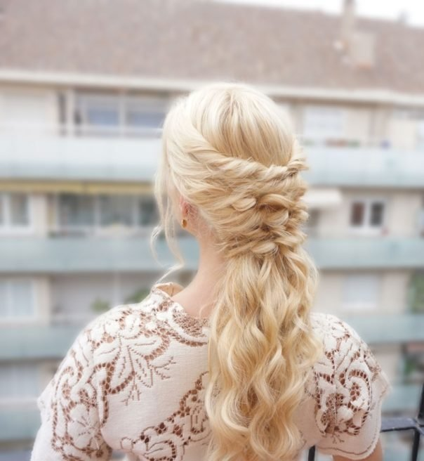 The Best Easy Diy Holiday Hairstyle For Thanksgiving Cute Girls Pictures