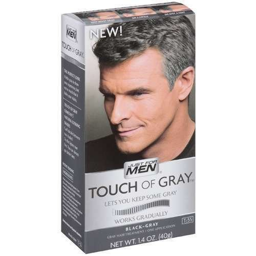 The Best Touch Of Gray Dark Brown Gray Hair Color Visual Bookmark 6276 Pictures
