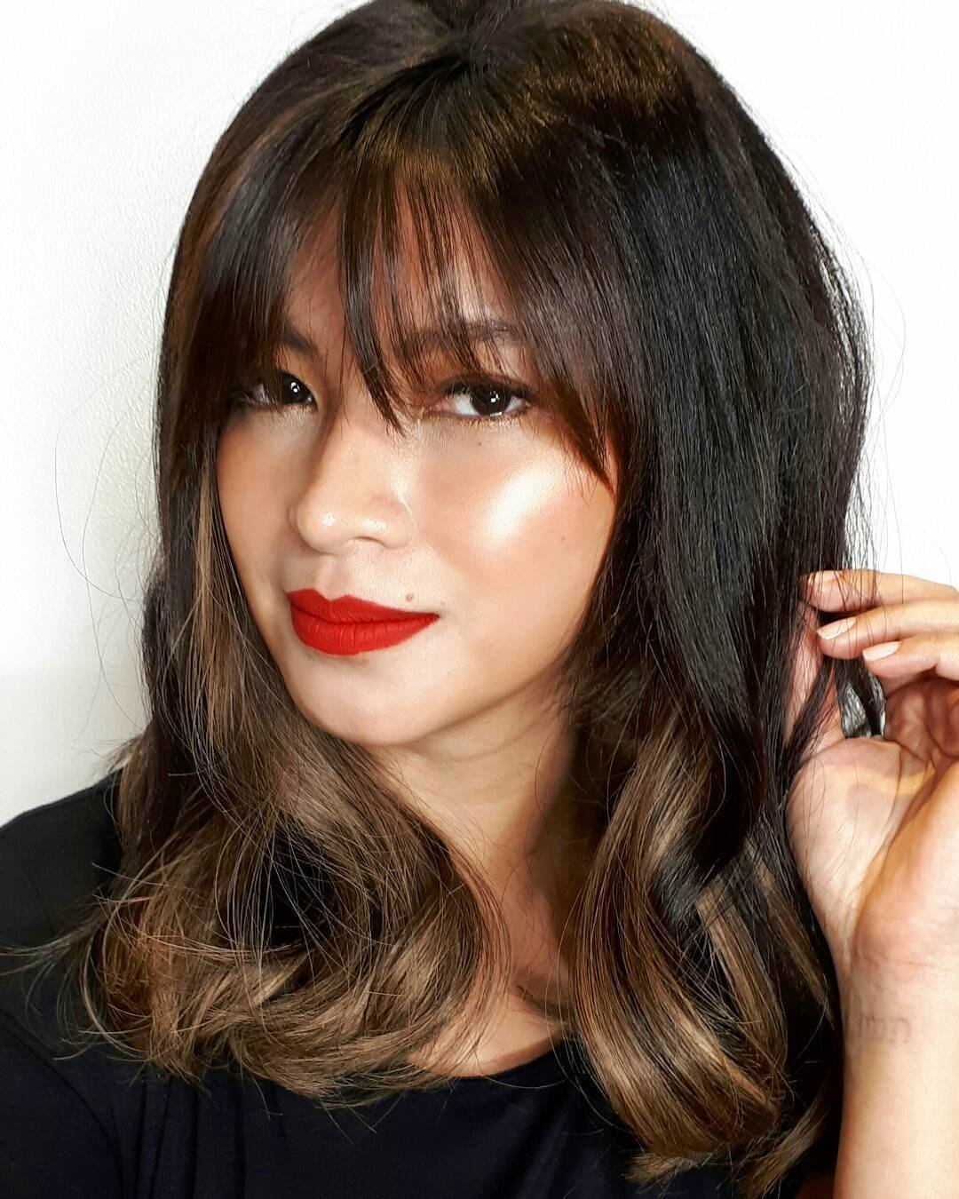 The Best Angel Locsin Haircut Style Haircuts Models Ideas Pictures