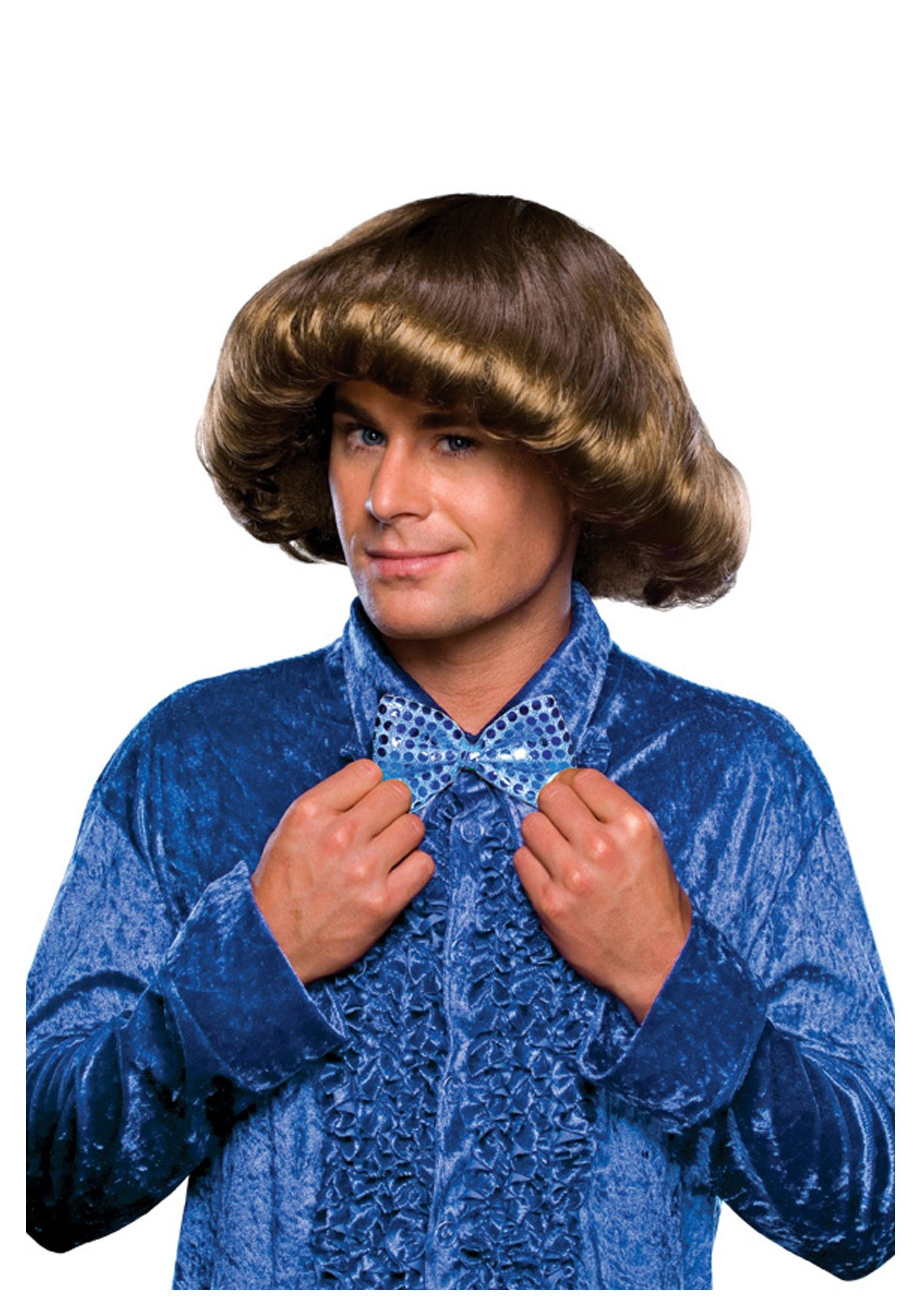 The Best Mens 70S Prom Wig Pictures
