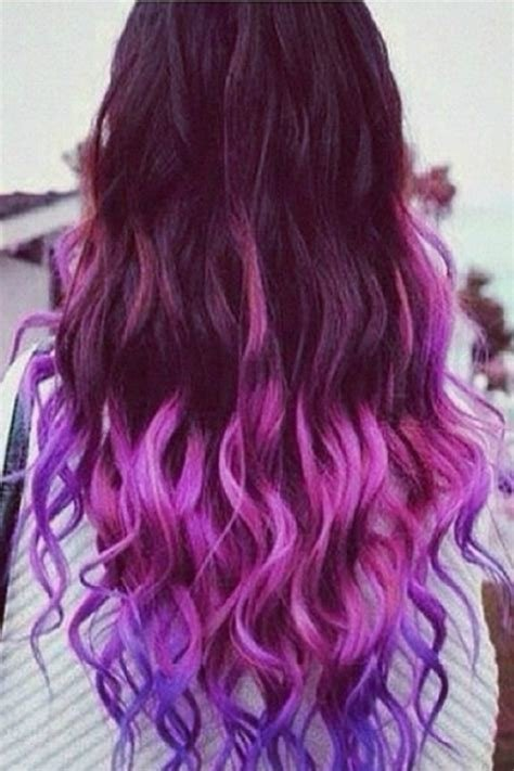 The Best Fashion Gradual Color Hair Extension Azbro Com Pictures