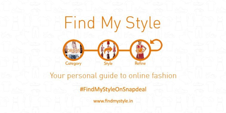 The Best Snapdeal Launches Product Discovery Platform Find My Style Pictures