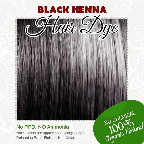 The Best Black Henna Hair Dye 100 Organic And Chemical Free Pictures