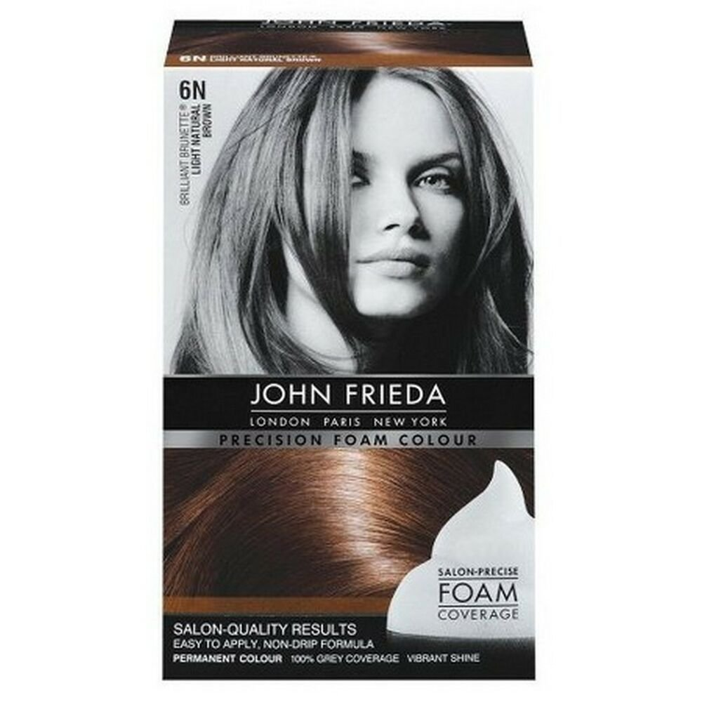 The Best John Frieda Precision Foam Colour Choose Your Shade Pictures
