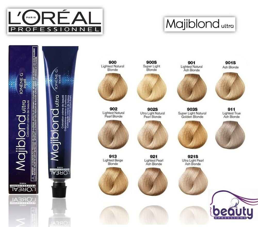 The Best L Oreal Professional Majirel Majiblond Hair Colour 50Ml Loreal Hair Dye Colour Ebay Pictures