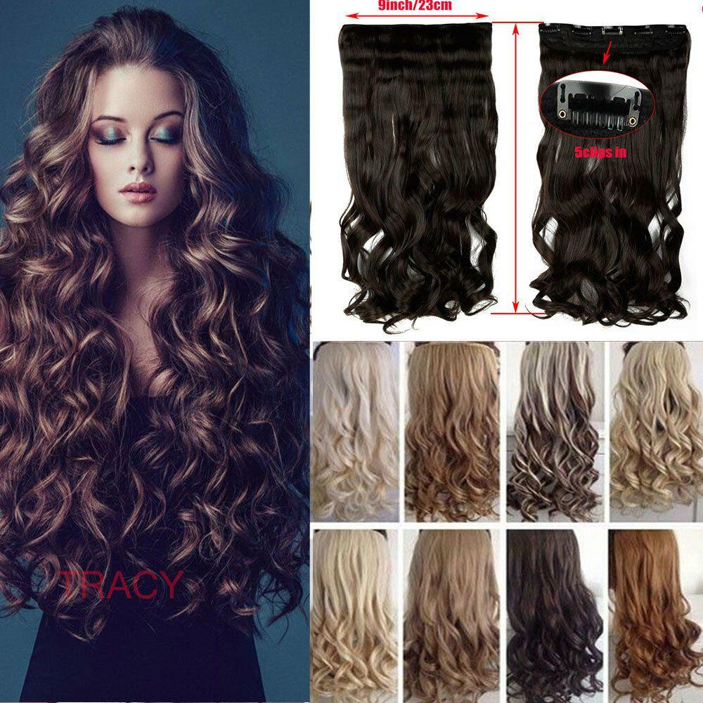 The Best Real Thick 24 26 Inch 3 4 Full Head Clip In Hair Pictures