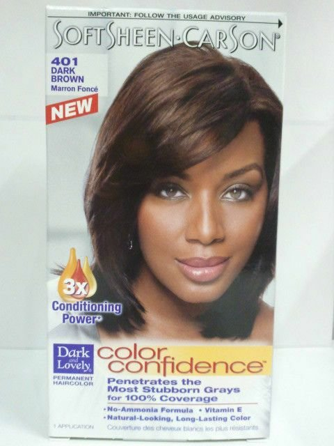 The Best Dark Lovely Soft Sheen Carson Color Confidence Hair Pictures