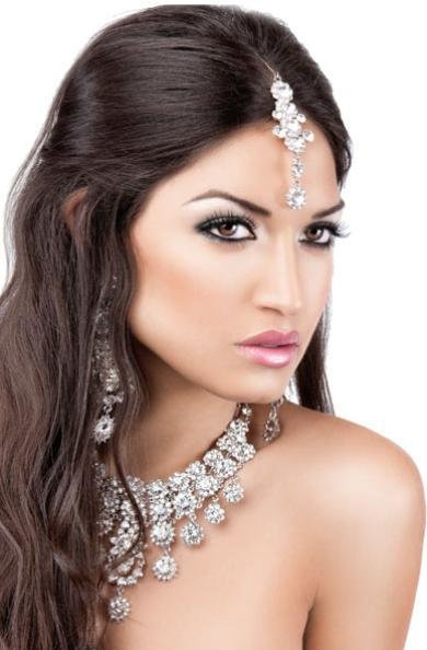 The Best Indian Wedding Hairstyles My Bride Hairs Pictures