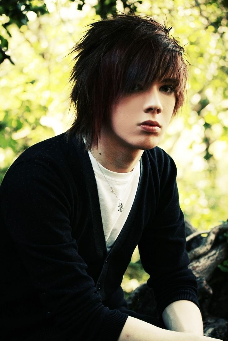 The Best 40 Cool Emo Hairstyles For Guys Creative Ideas Pictures
