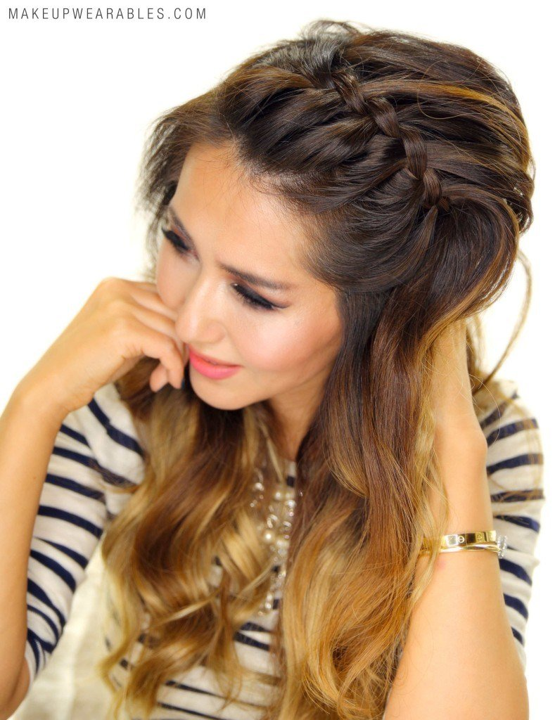 The Best 3 Easy Peasy Headband Braid Hairstyles For Lazy Girls Pictures