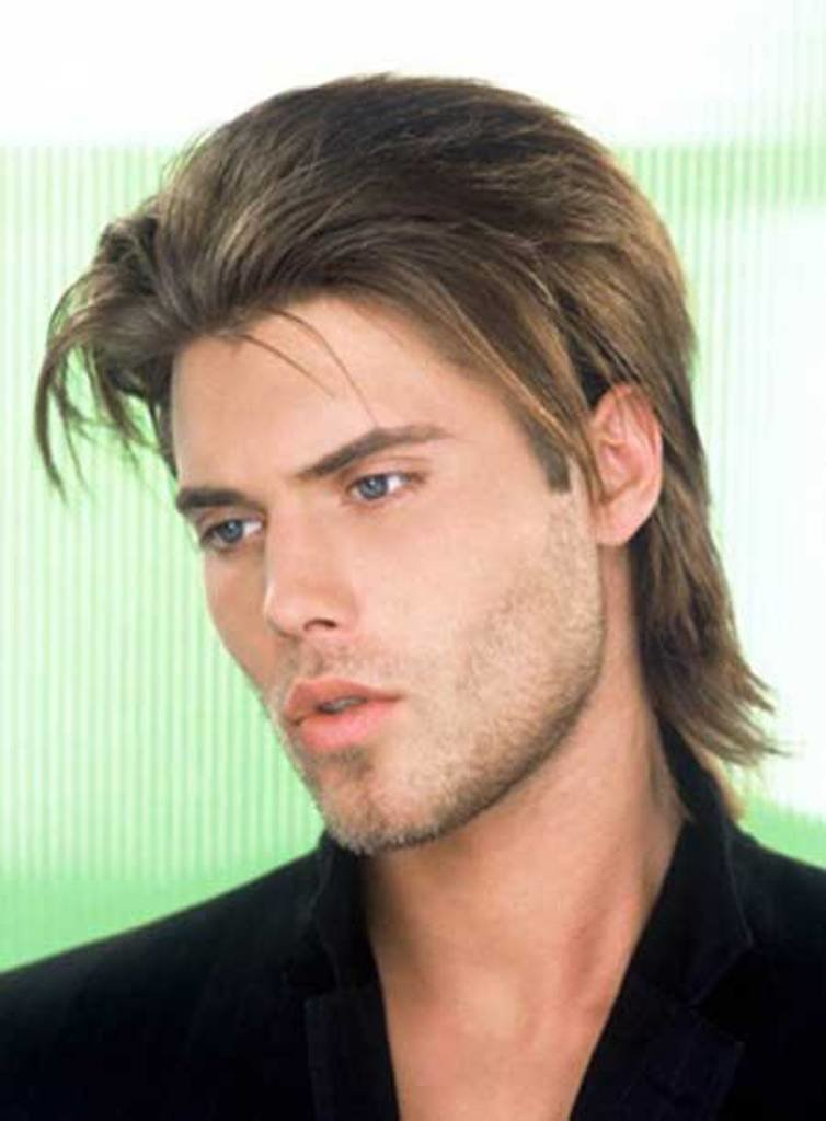 The Best Best Men's Hairstyles For Long Faces 2014 Pictures
