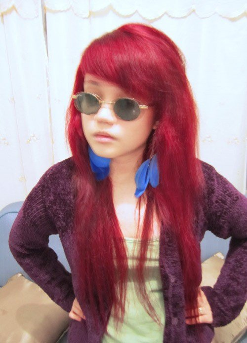 The Best Hair Color Update Red To Raspberry Pictures