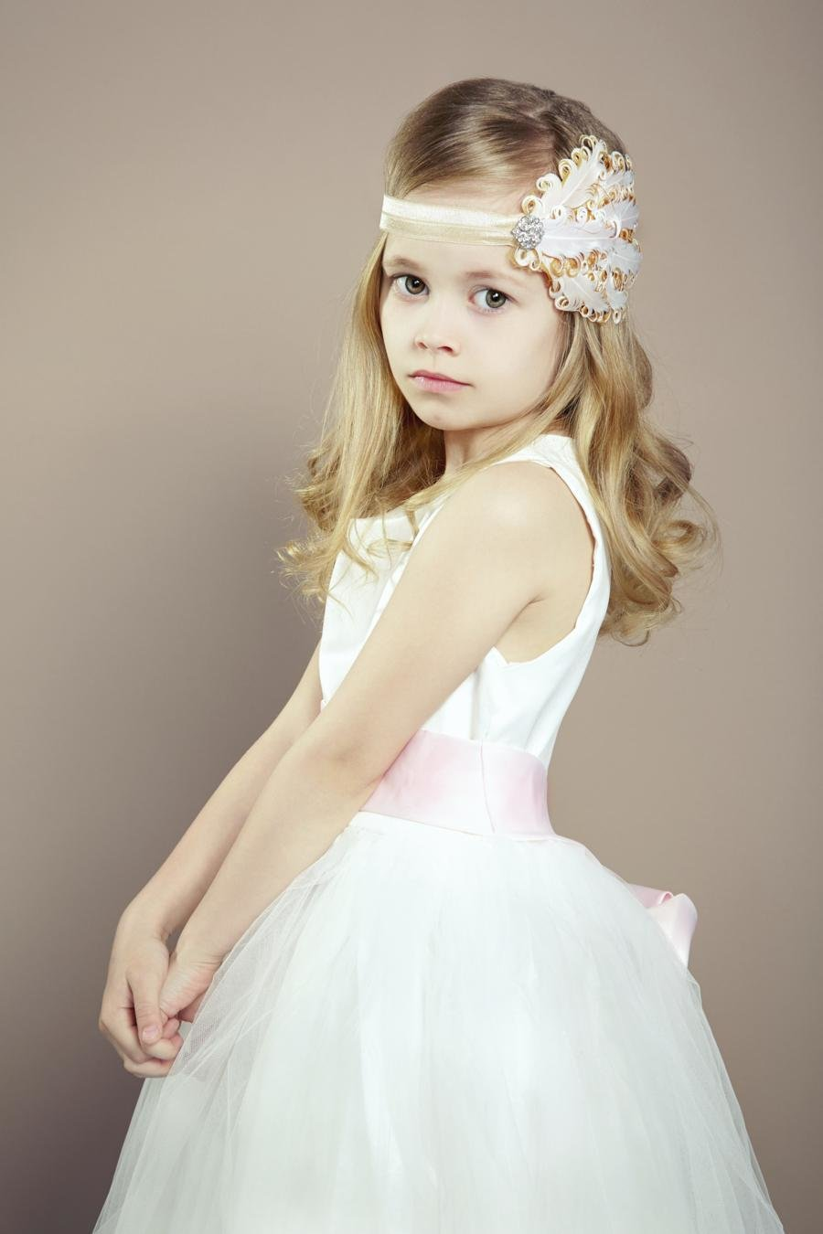 The Best 28 Easy First Communion Hairstyles For Girls That Stole Pictures