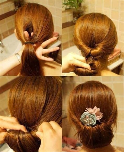 The Best Easy Hairstyles For Long Hair Your Glamour Pictures