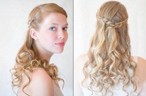 The Best Bridesmaids Hairstyles For Short Medium Long Hair Pictures