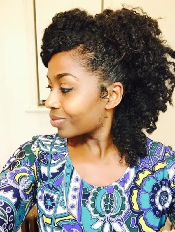 The Best Latest 50 Hairstyles For K*Nky Hair Pictures