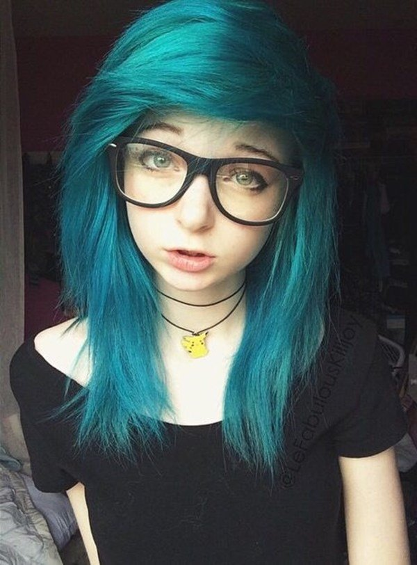 The Best 40 Cute Emo Hairstyles For Teens Boys And Girls Buzz 2018 Pictures