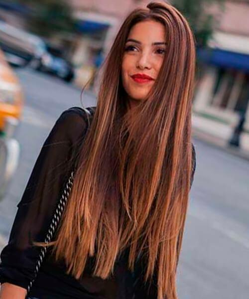 The Best Haircut For Women With Long Hair Bentalasalon Com Pictures