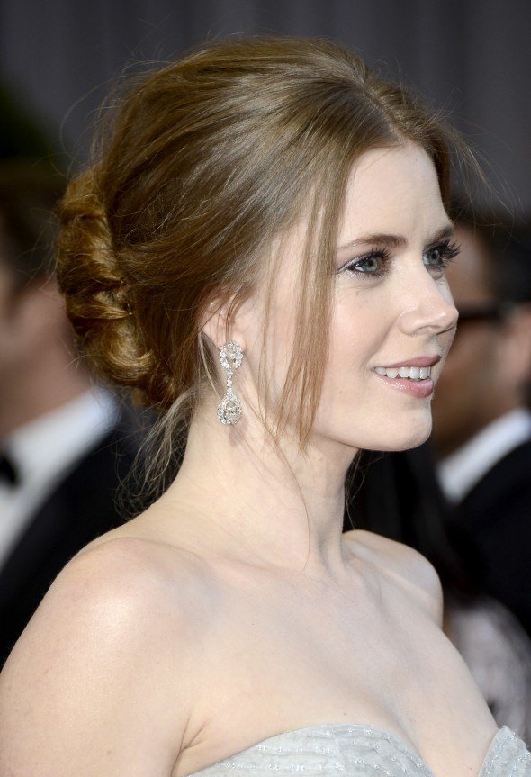 The Best Oscars 2013 Hairstyles How To Amy Adams Beauty Launchpad Pictures