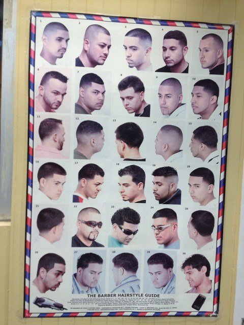 The Best The Barber Hairstyle Guide Flickr Photo Sharing Pictures