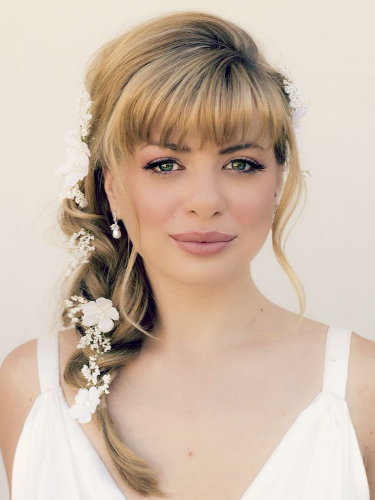 The Best 20 Hairstyles With Bangs To Inspire You For Fall 2015 Pictures