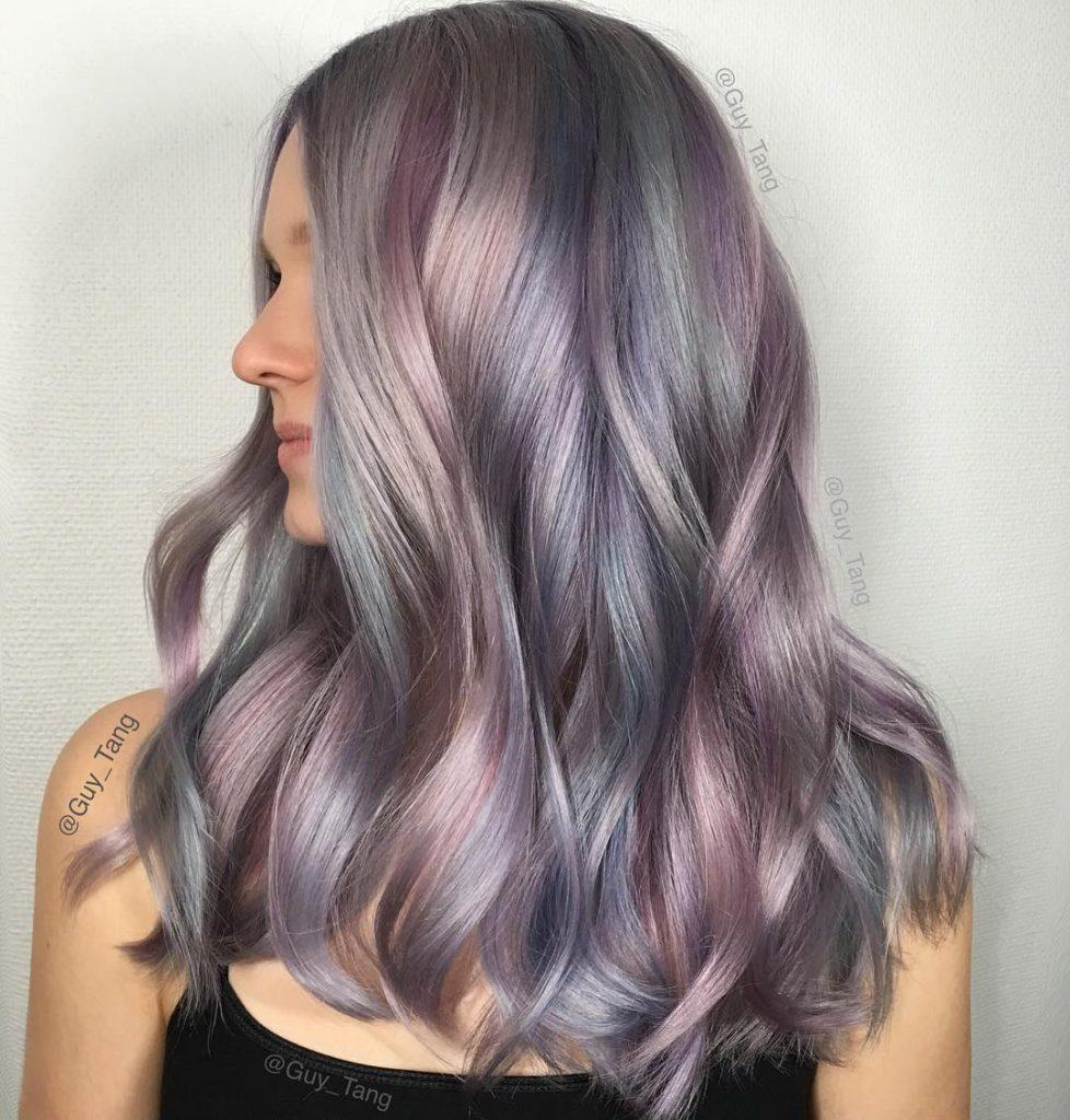 The Best 2016 Fall Winter 2017 Hair Color Trends Fashion Trend Pictures