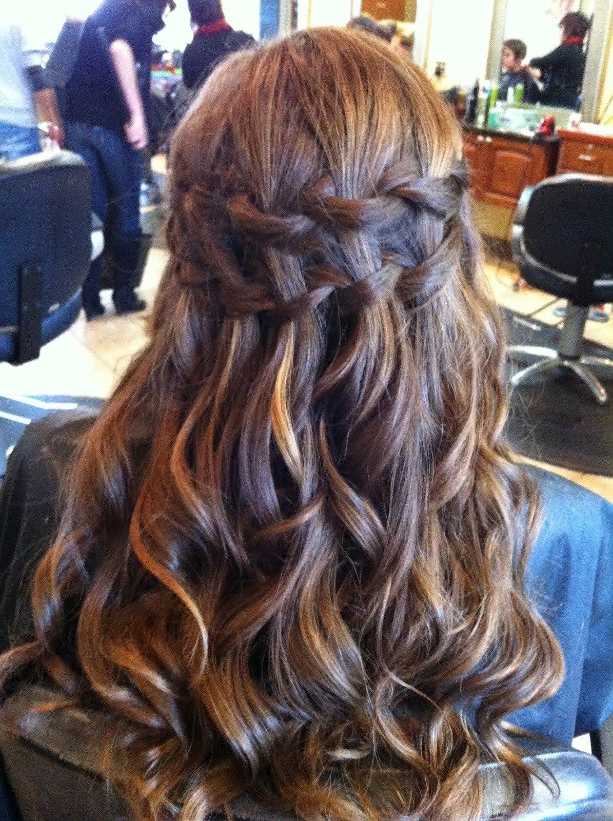 The Best 15 Pretty Half Up Half Down Hairstyles Ideas Fashionsy Com Pictures